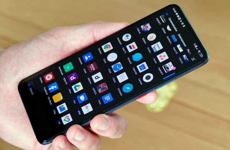Xiaomi Poco F2 Pro ОС