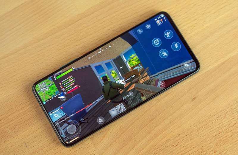 Xiaomi Poco F2 Pro производительность