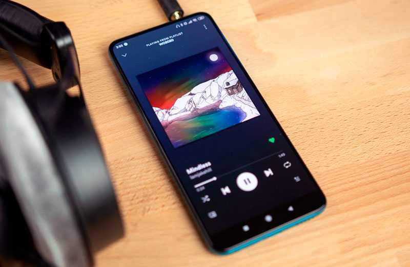 Xiaomi Poco F2 Pro звук