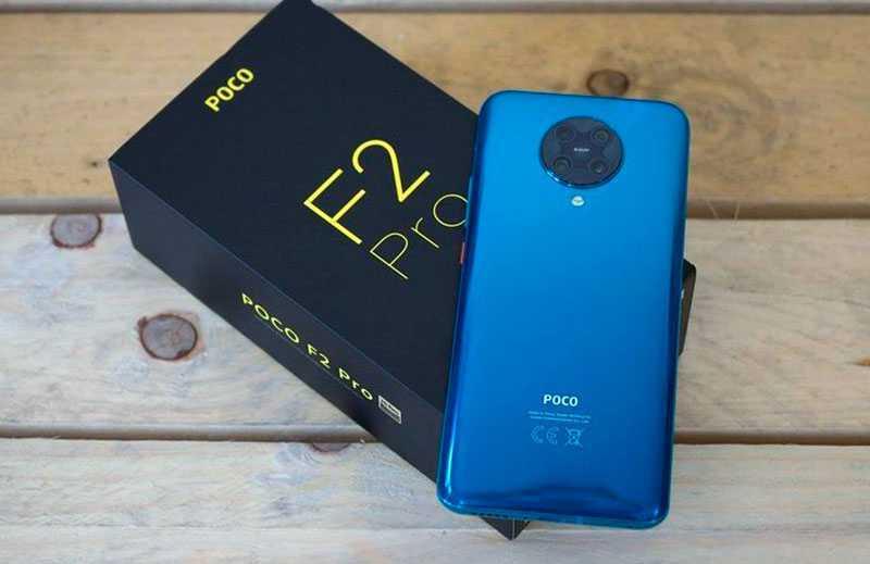 Xiaomi Poco F2 Pro обзор