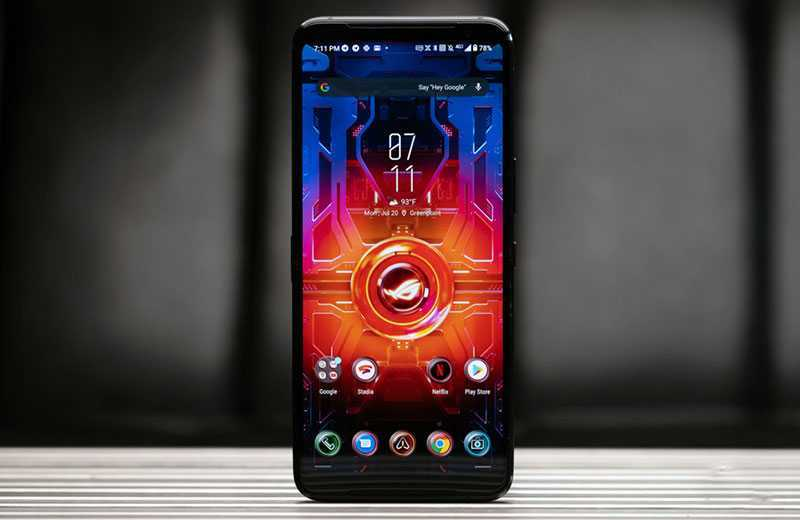 Обзор Asus ROG Phone 3