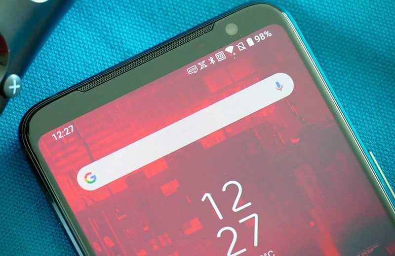 Asus ROG Phone 3 дисплей