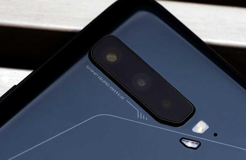 Asus ROG Phone 3 камеры