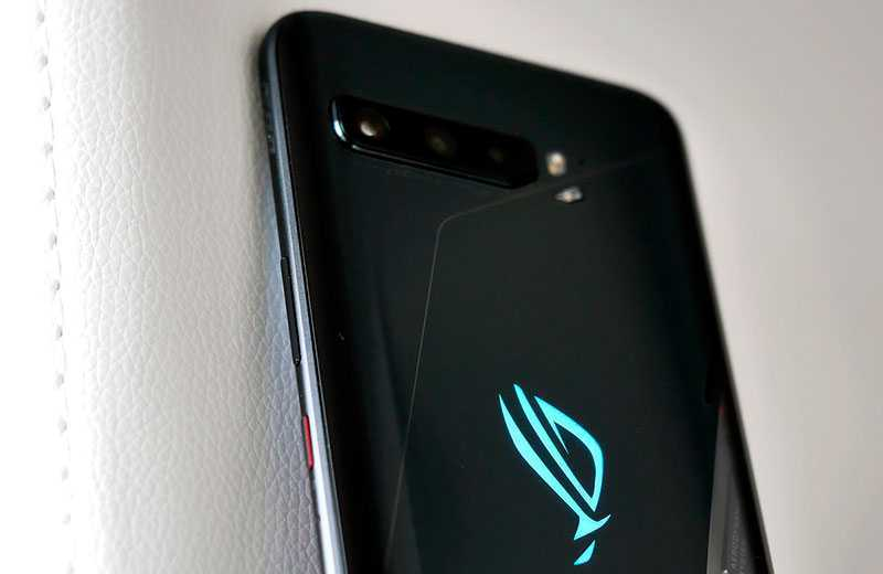 Asus ROG Phone 3 съёмка