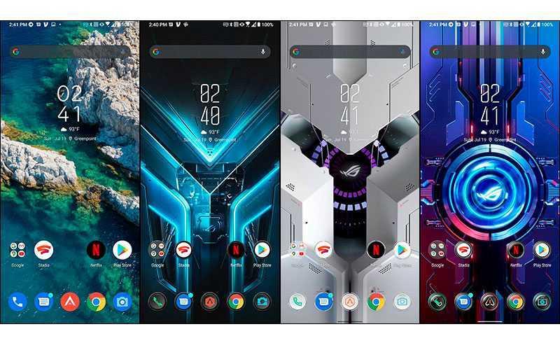 Asus ROG Phone 3 ПО
