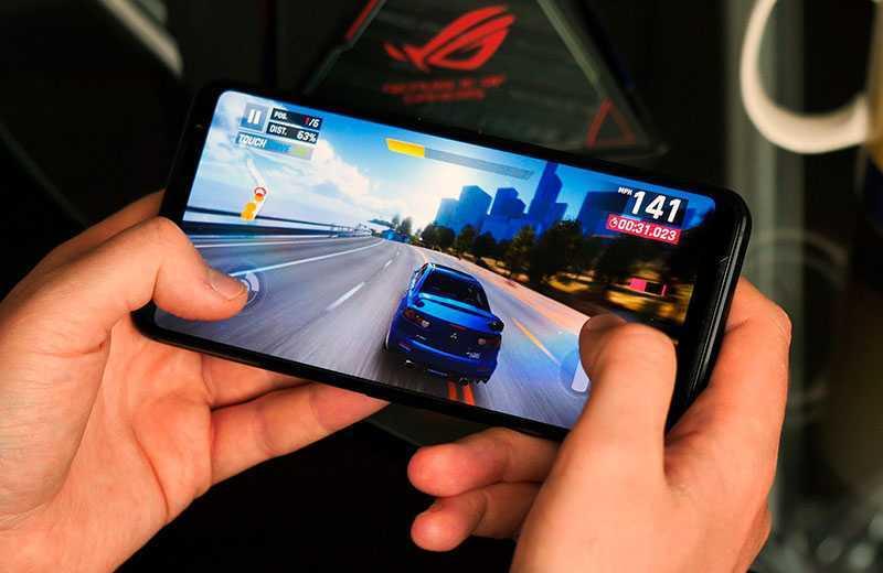 Asus ROG Phone 3 производительность