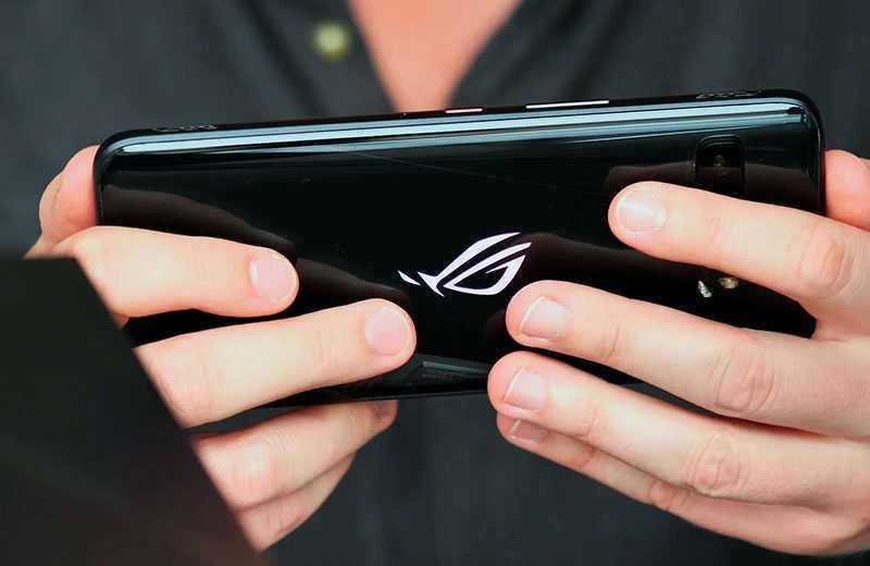 Asus ROG Phone 3 железо