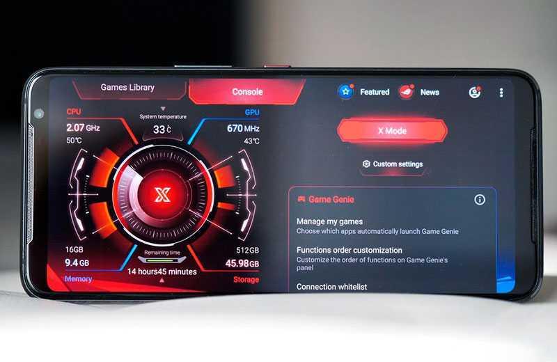 Asus ROG Phone 3 обзор