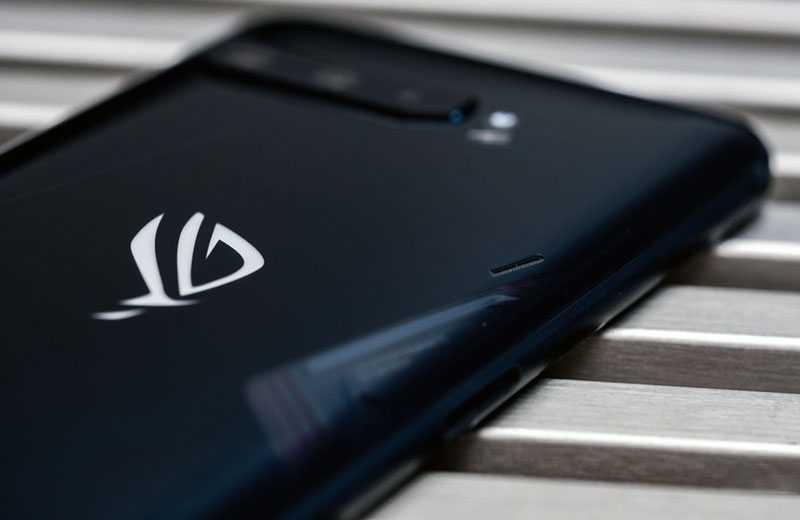 Asus ROG Phone 3 дизайн
