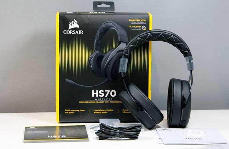 Corsair HS70