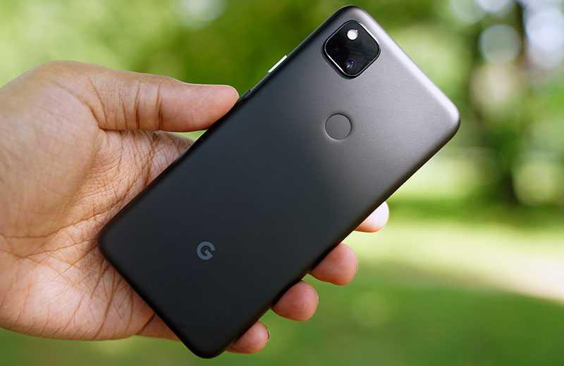 Google Pixel 4a автономность