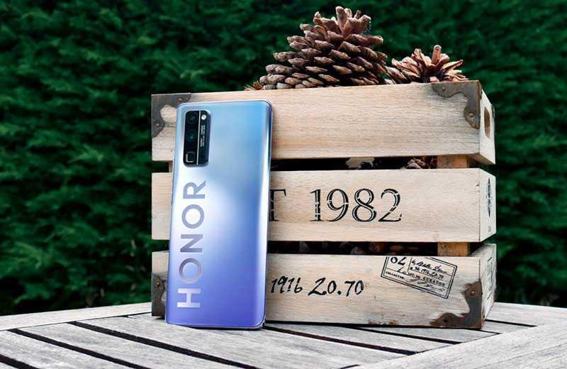 Honor 30 Pro Plus автономность
