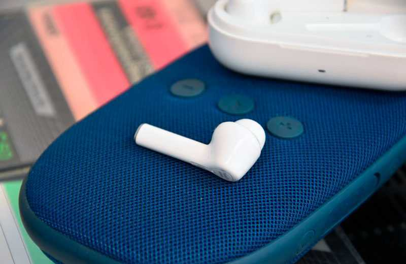 Huawei FreeBuds 3i связь