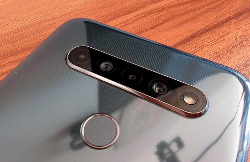 LG K61 камера