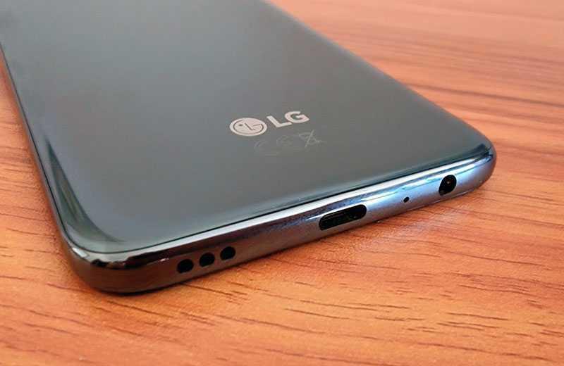 LG K61 автономность