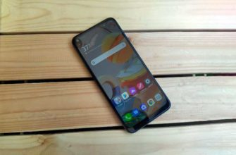 Обзор LG K61 средне-современного смартфона — Отзывы TehnObzor