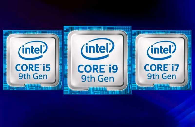 Лучшие процессоры Intel