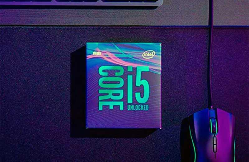 Для более простых сборок: Intel Core i5-10600K