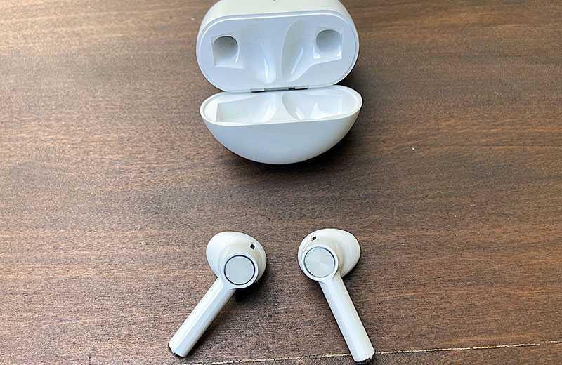 OnePlus Buds дизайн
