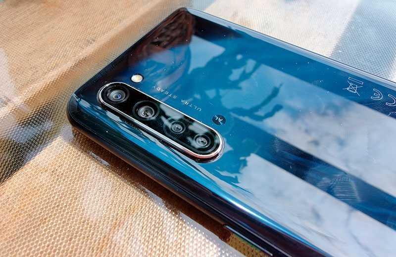 Oppo Find X2 Lite камера