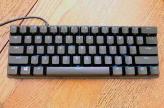 Обзор Razer Huntsman Mini клавиатуры минималиста — Отзывы TehnObzor