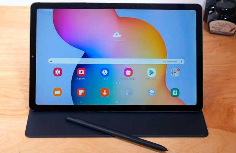Обзор Samsung Galaxy Tab S6 Lite