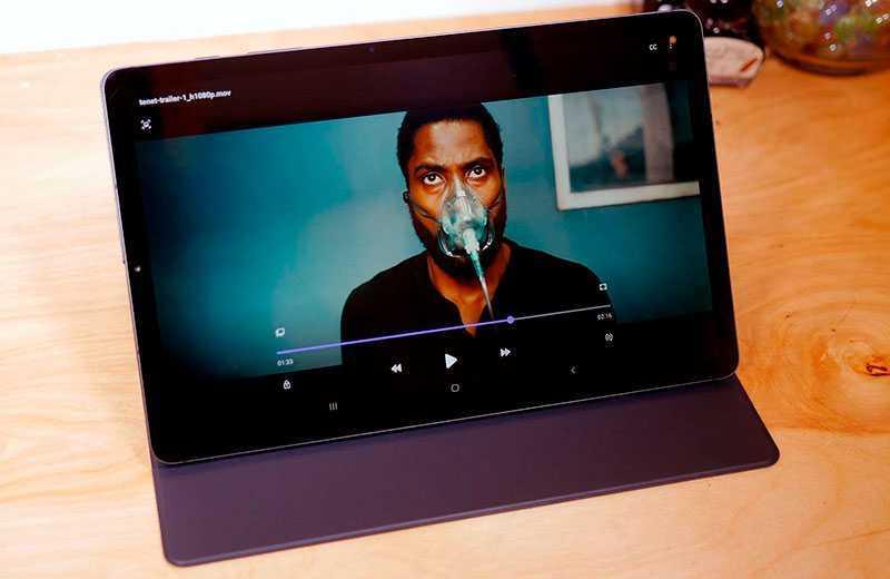 Samsung Galaxy Tab S6 Lite экран