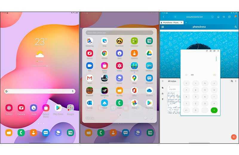 Samsung Galaxy Tab S6 Lite ПО