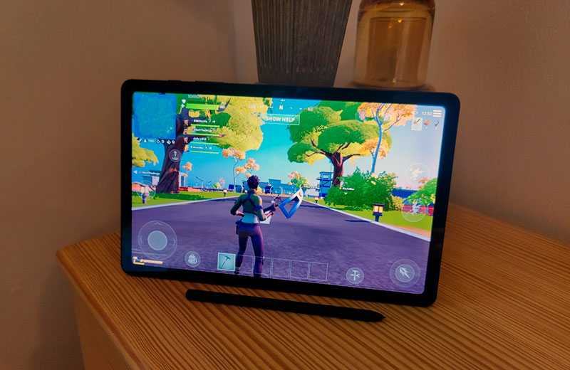 Samsung Galaxy Tab S6 Lite производительность
