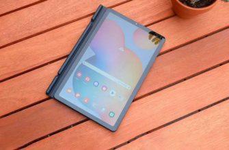 Обзор Samsung Galaxy Tab S6 Lite: Android-планшет для заметок — Отзывы TehnObzor