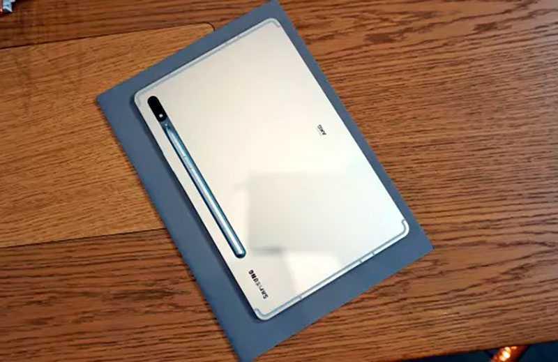 Samsung Galaxy Tab S7 S-Pen