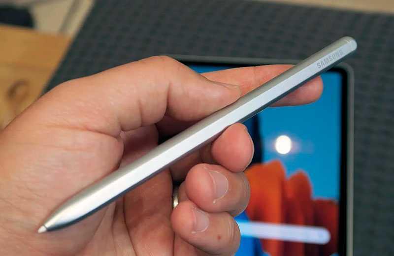 Samsung Galaxy Tab S7 стилус