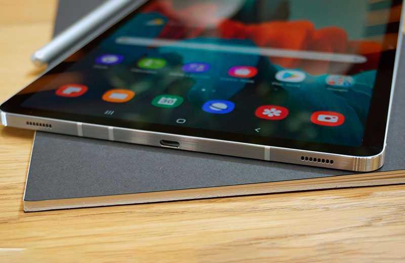 Samsung Galaxy Tab S7 автономность батареи
