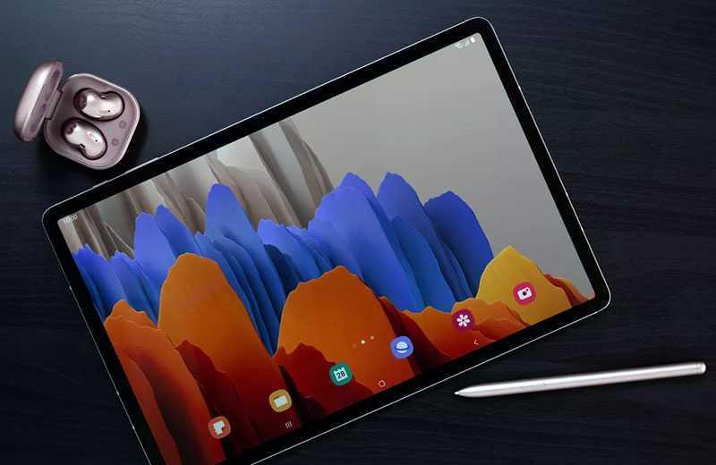 Samsung Galaxy Tab S7 ПО