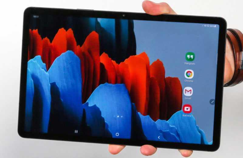 Samsung Galaxy Tab S7 производительность