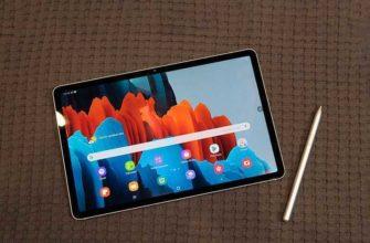 Обзор Samsung Galaxy Tab S7 Android-планшета — Отзывы TehnObzor