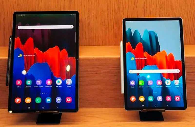 Samsung Galaxy Tab S7 особенности