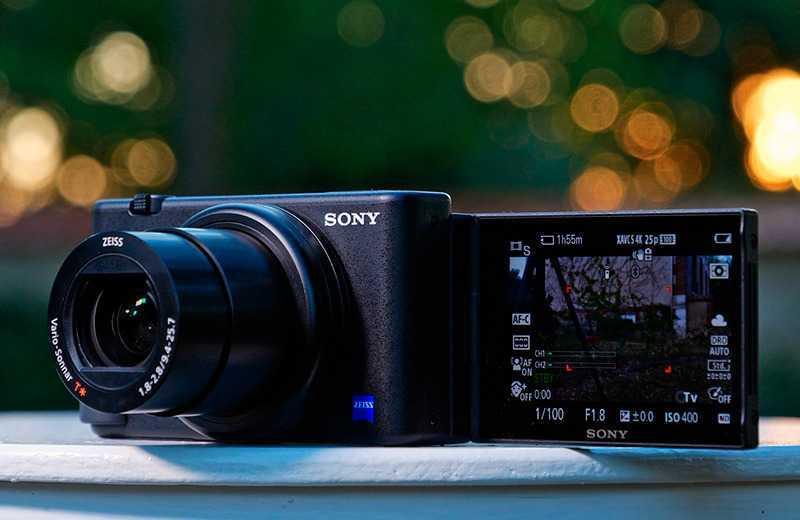 Обзор Sony ZV-1