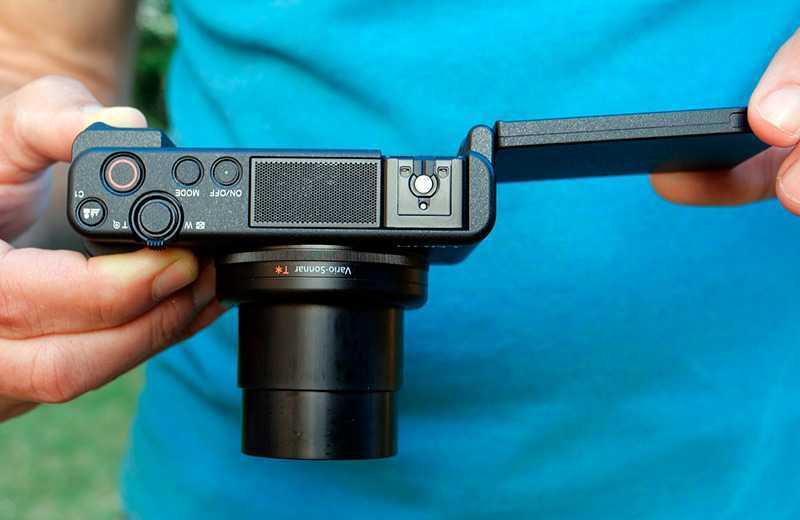 Sony ZV-1 видеокамера