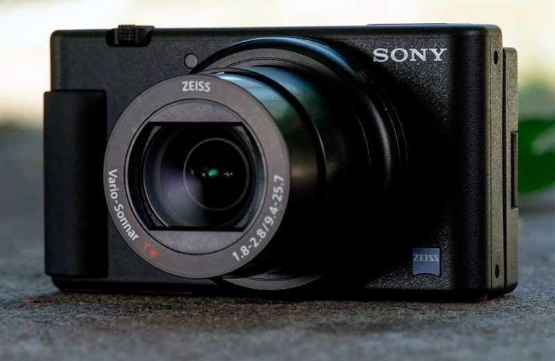 Sony ZV-1 объектив