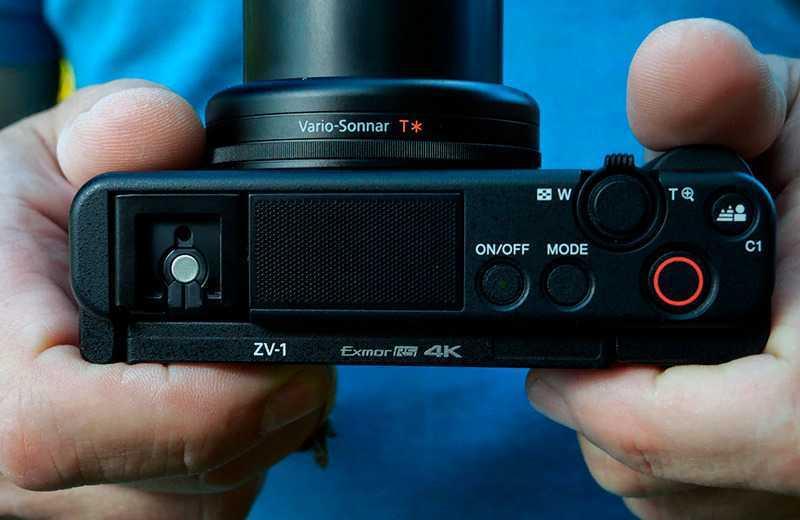 Характеристики Sony ZV-1