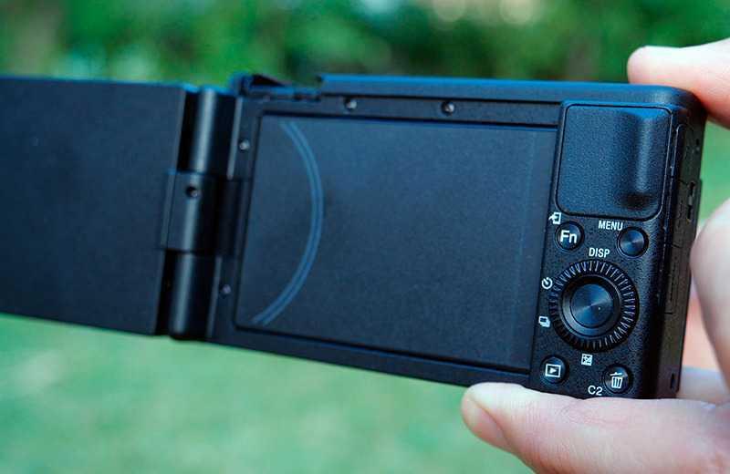 Тест Sony ZV-1
