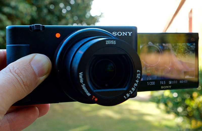 Обзор Sony ZV-1 камеры для видеоблогов — Отзывы TehnObzor