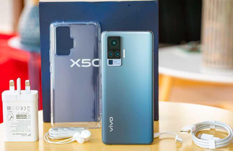 Характеристики Vivo X50 Pro