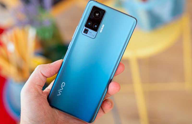 Vivo X50 Pro дизайн