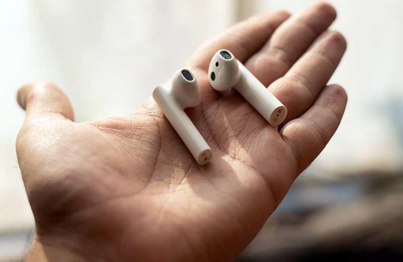 Xiaomi Airdots Pro 2 звук