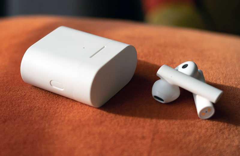Xiaomi Airdots Pro 2 шумоподавление