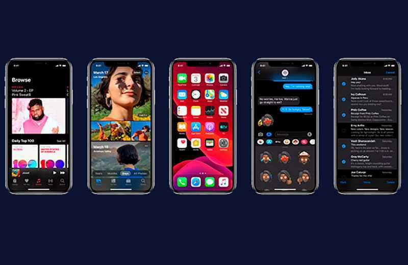 Apple iOS 13 опыт