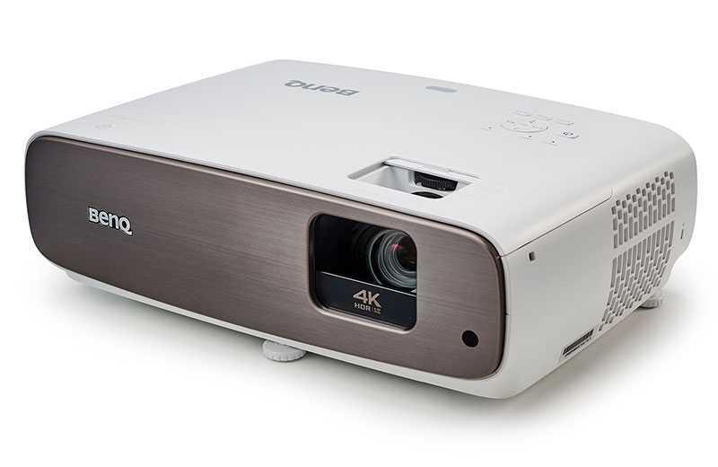 BenQ W2700 – Лучший бюджетный HDR-проектор