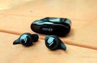 Обзор наушников Edifier TWS6 с хорошим звуком — Отзывы TehnObzor